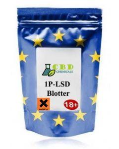 1P-LSD Blotter