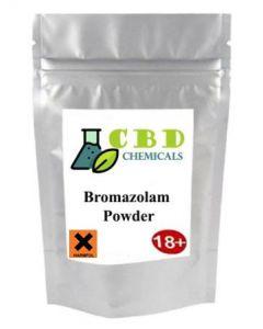 Bromazolam Powder