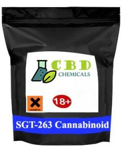 New SGT-263 Cannabinoid