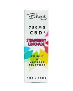 BHANG Strawberry Lemonade CBD
