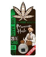 CBD Hash 25% Moroccan